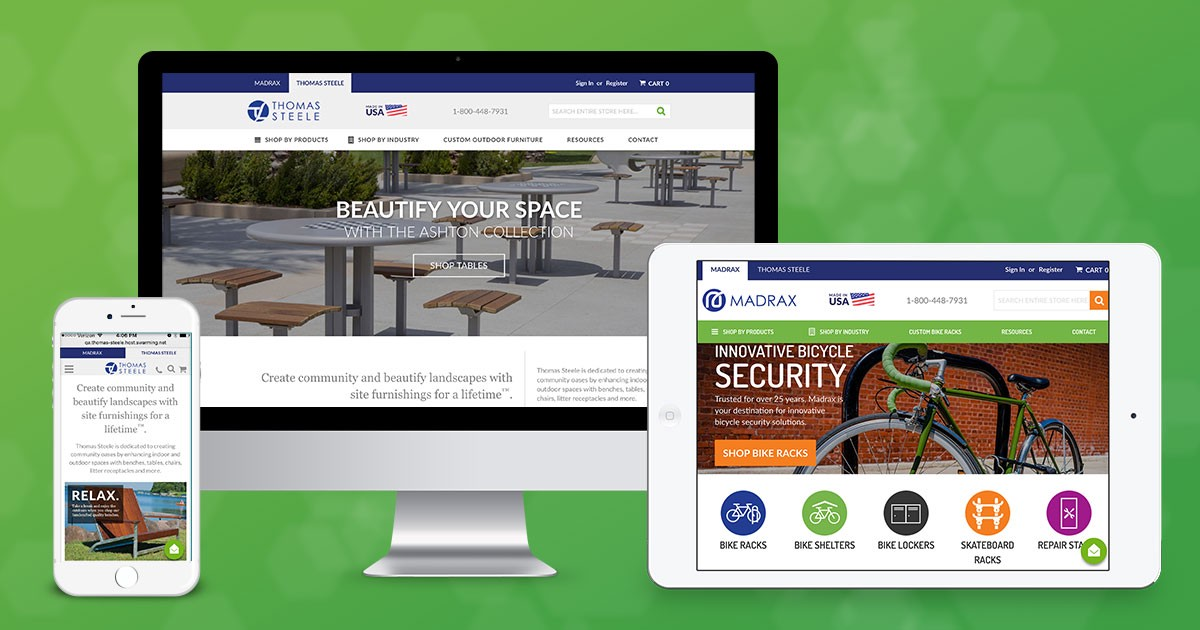 Graber Manufacturing Transforms with a Magento 2 Multi-Store Website
