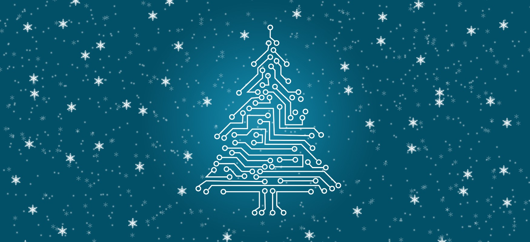 Happy Holidays from Swarming Technology!